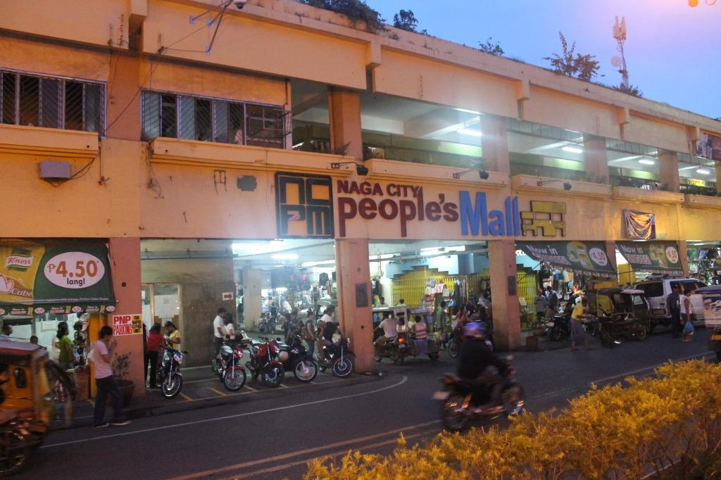 Naga City Philippines  City pictures : Naga City Public Market
