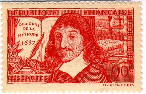 Resultado de imagem para selo de Descartes