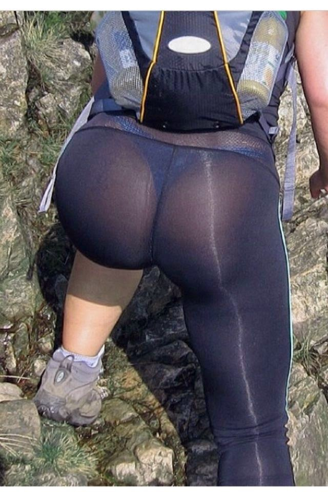 mature yoga pants Hot