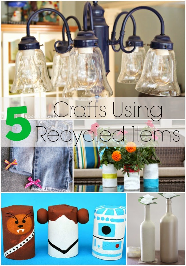 recycled items projects Even if you typically recycle those cans for cash, there are things that you can do  with empty soda cans that are even better than getting a few.