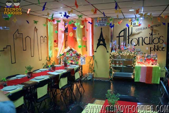 alfoncitos place