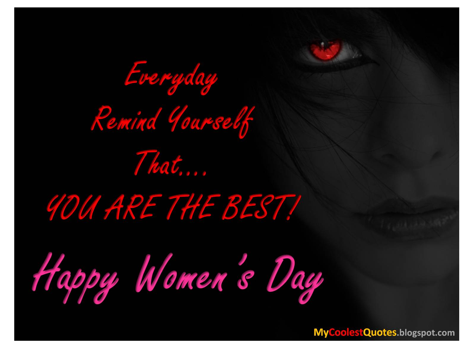 Womens Quotes My Coolest Quotes Women Are The Best