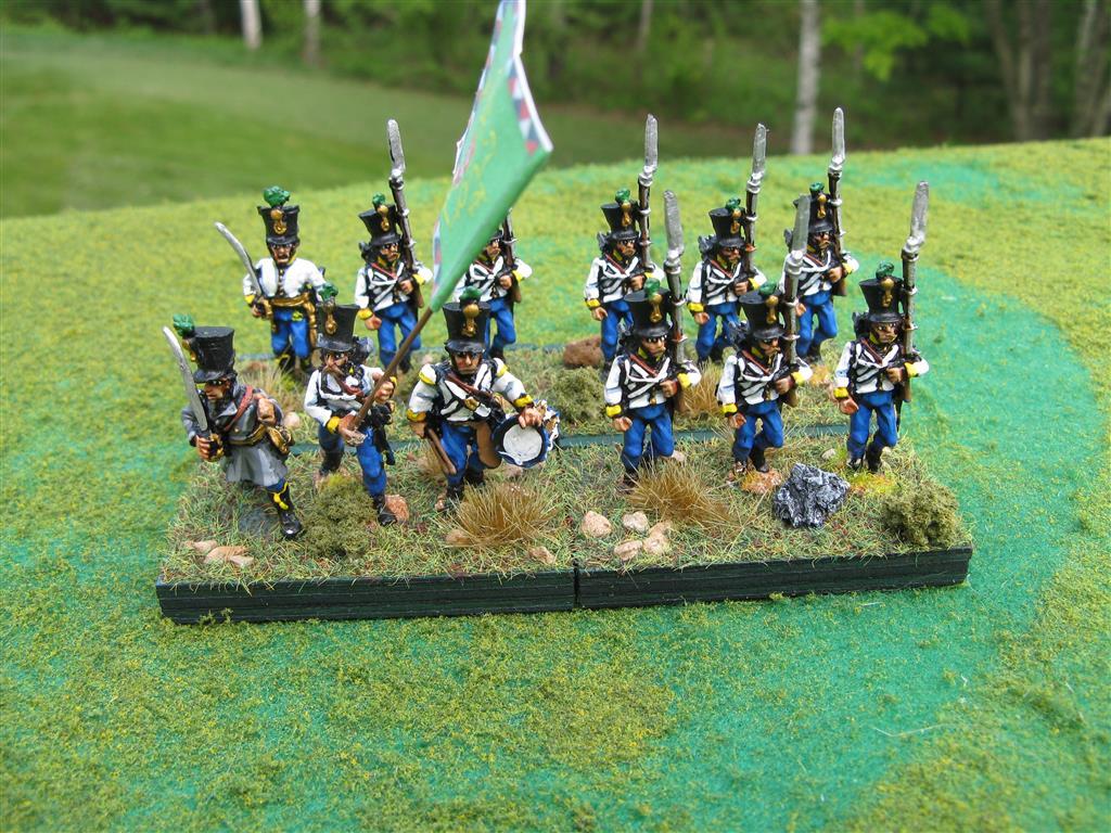 28mm Napoleonics Rules Rules Napoleon's Rules of