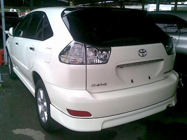 Toyota Harrier Hybrid Review Cars News Review