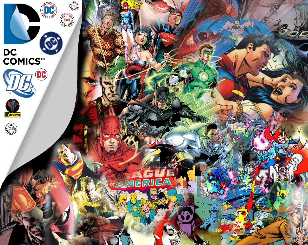 Orden del Universo y Elseworlds de DC