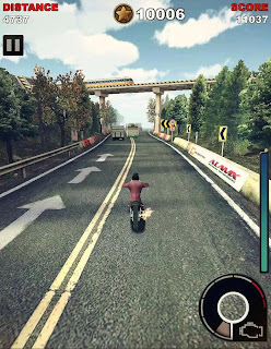 MOTO STRIKER HD v1.3 Mod (Unlimited Money) android apk full free download