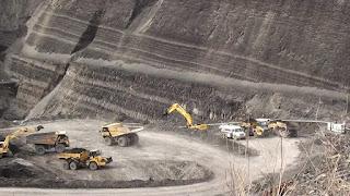 tambang terbuka, surface mining