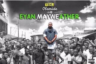 Olamide's Eyan Mayweather art
