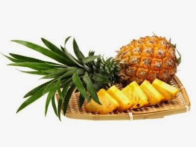 Ketahui Rahasia Buah Nanas Untuk Kecantikan, manfaat buah nanas