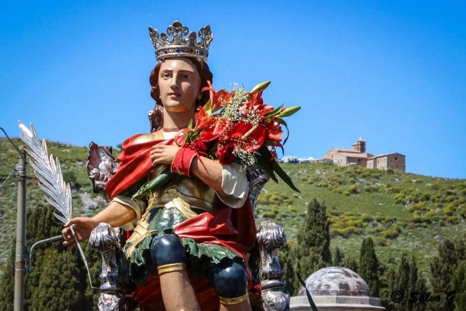 10 Maggio - Festa dei Tre Santi Alfio, Filadelfio e Cirino