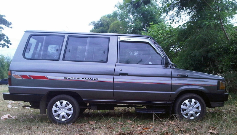 39 best kijang kotak images on Pinterest | Pick up, Toyota