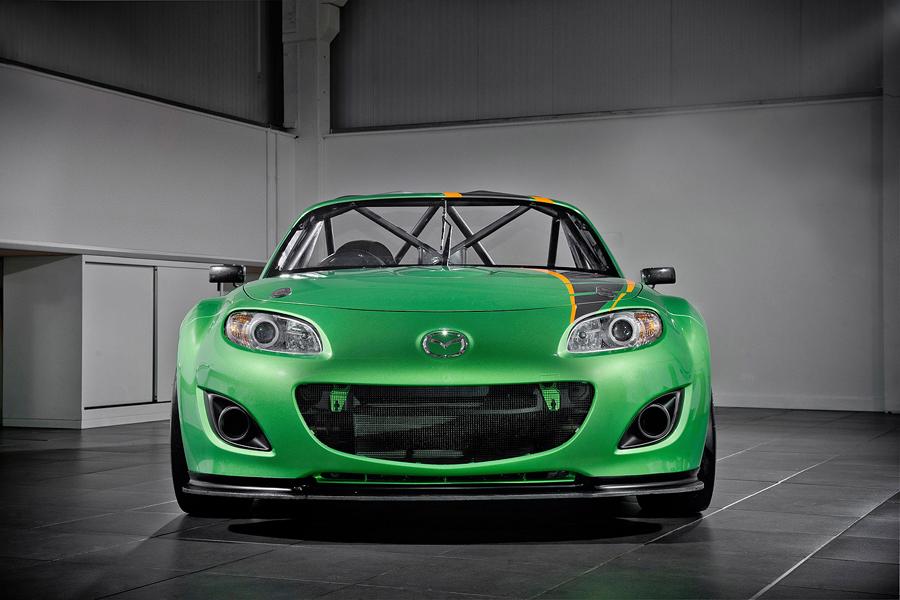 Roadster.Blog: MX-5 GT Racer
