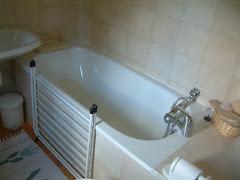 une micro salle de bains