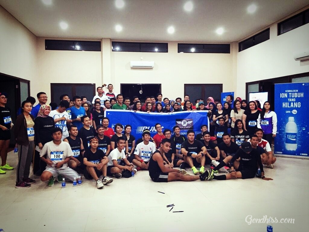 #SARERUNNING Pocari Sweat