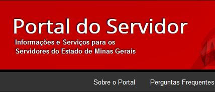 Portal do servidor MG emissão de contra cheque clique na imagem abaixo