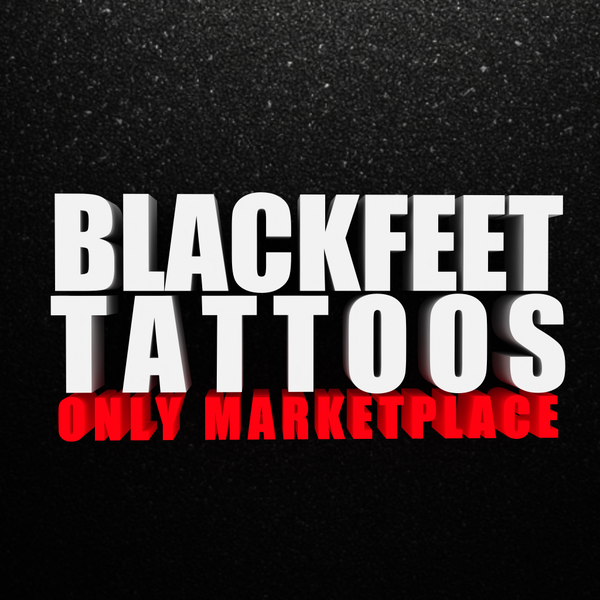 blackfeet tattoos