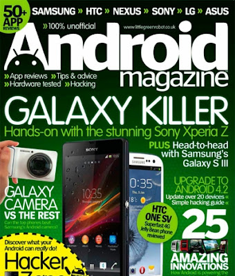 Android Magazine UK - Issue 22, 2013