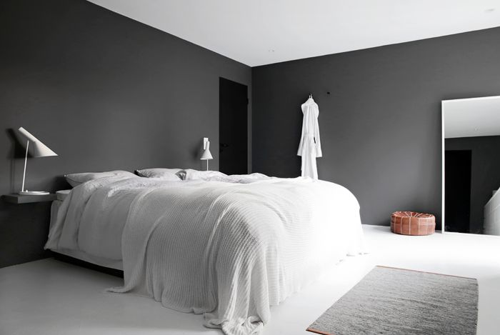 6 ideas for grey walls