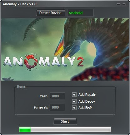 Anomaly 2 Game Hack V1.0