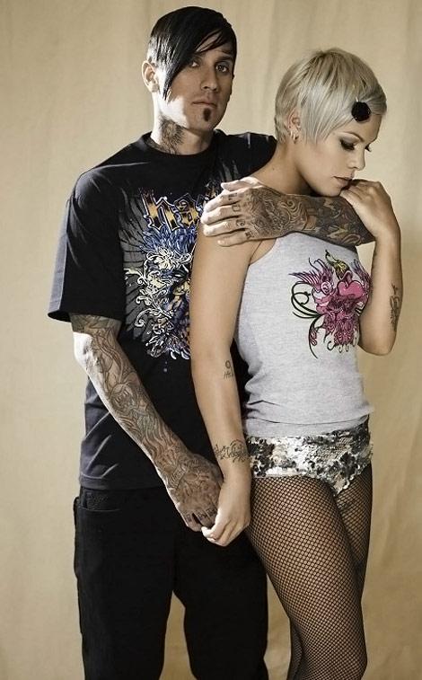 tattoo lifestylez: TATTOO LIFESTYLEZ FEATURE - CAREY HART