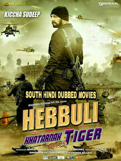 Hebbuli (2017) Hindi Dual Audio UNCUT HDRip | 720p | 480p
