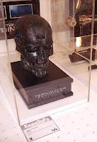 Endoskull original de Terminator