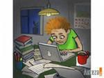 Ночь перед экзаменом или как учить