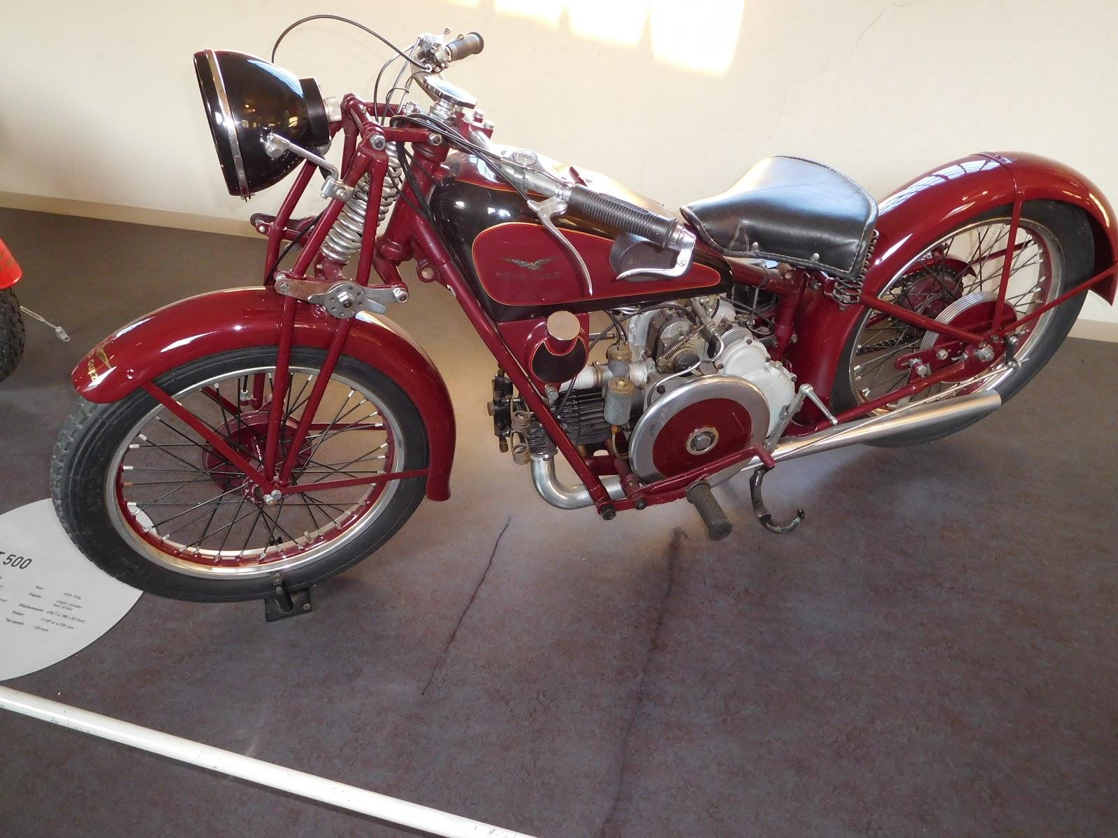 NYDucati: 1929-34 Moto Guzzi 2VT 500