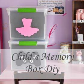 Child's Memory Box