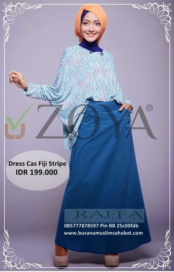 Baju Muslim Zoya Terbaru Modern Jual Koleksi Zoya