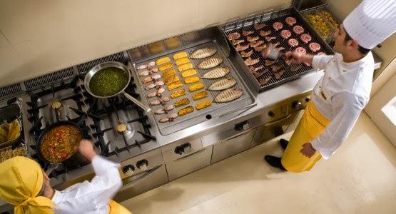 Italia fotos e historias by patzy pordenone en la for Cocinas industriales siglo
