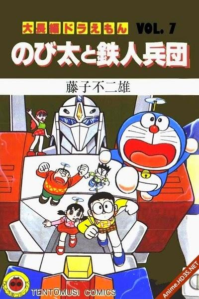 Nobita Và Binh Đoàn Người Sắt - Thuyết Minh HD