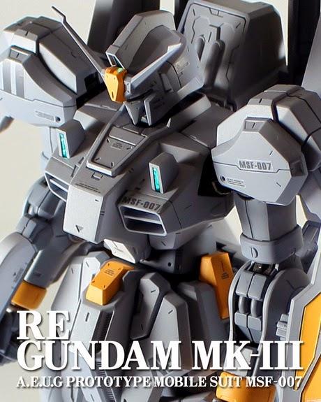 bandai kit gundam century mk III