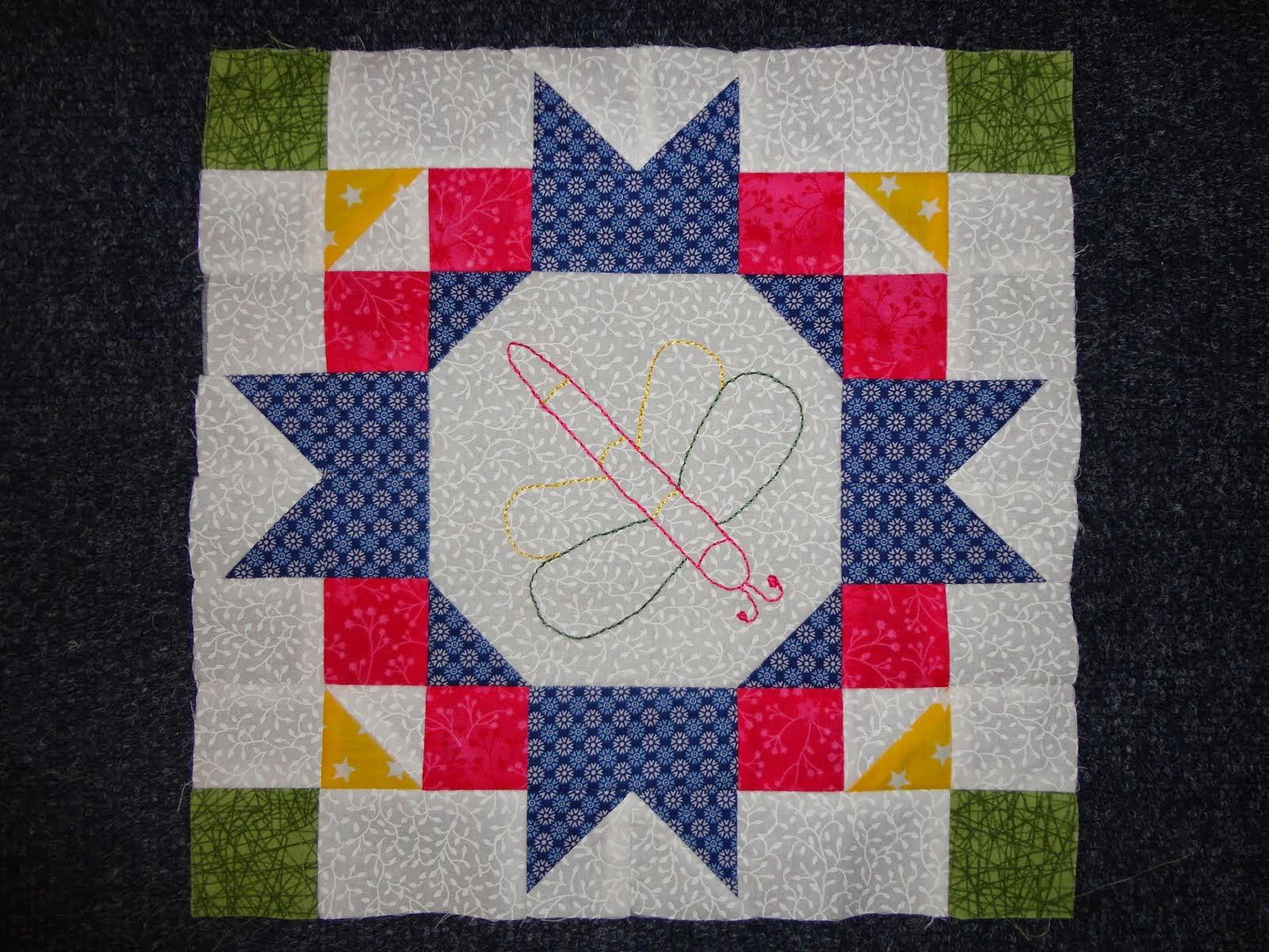 sew sweet simplicity blok 1