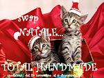 "Ho Partecipato allo Swap Natale ""Total Hand Made"" :)"
