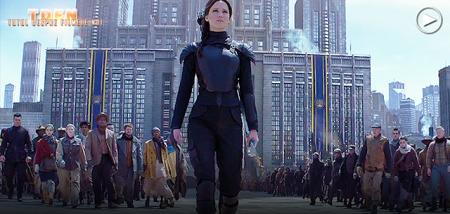 Trailer epic The Hunger Games: Mockingjay Part 2