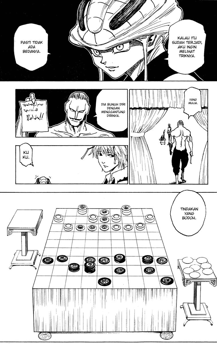 Baca Manga Hunter_x_Hunter 244 244 page 12