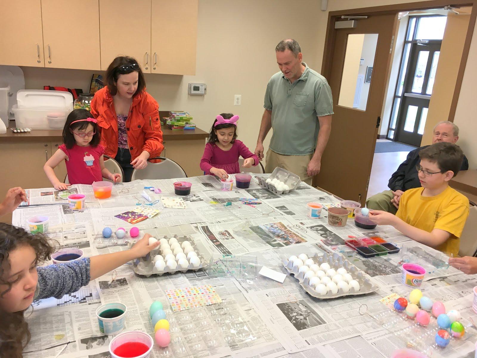 ERCA Eggs 2017
