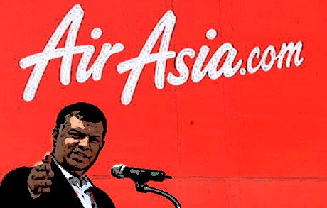 Apa salah Tony Fernandes ke Indonesia?