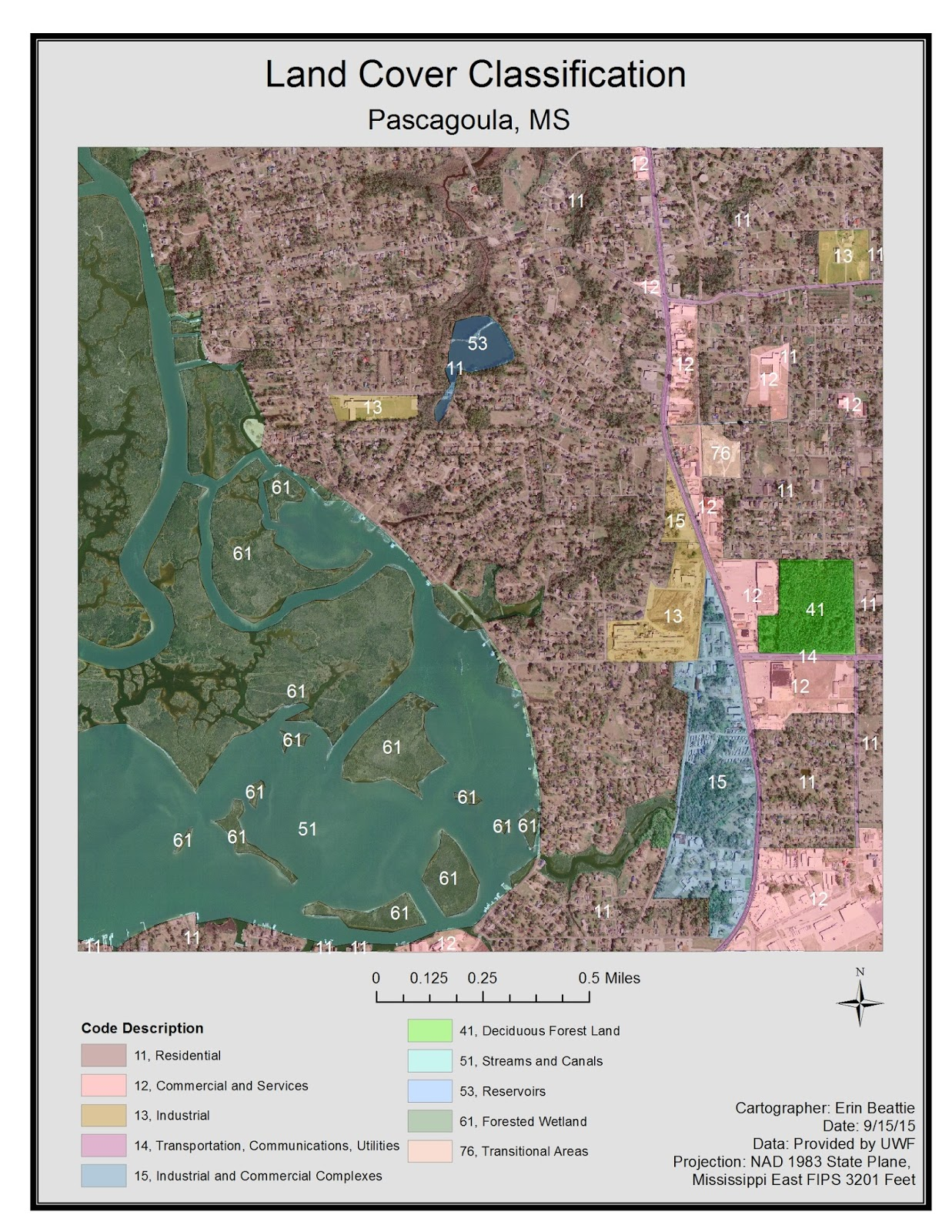 remote sensing week 3 land use land cover classification mapping