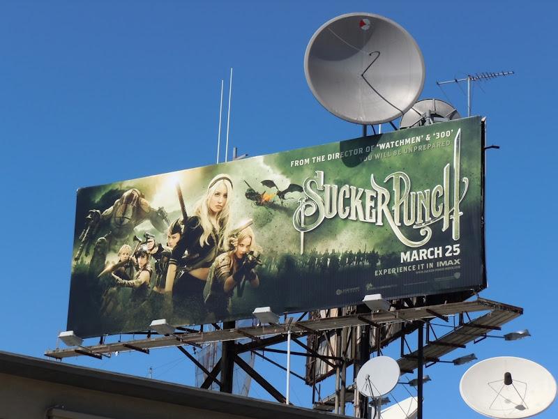Sucker Punch Babydoll billboard