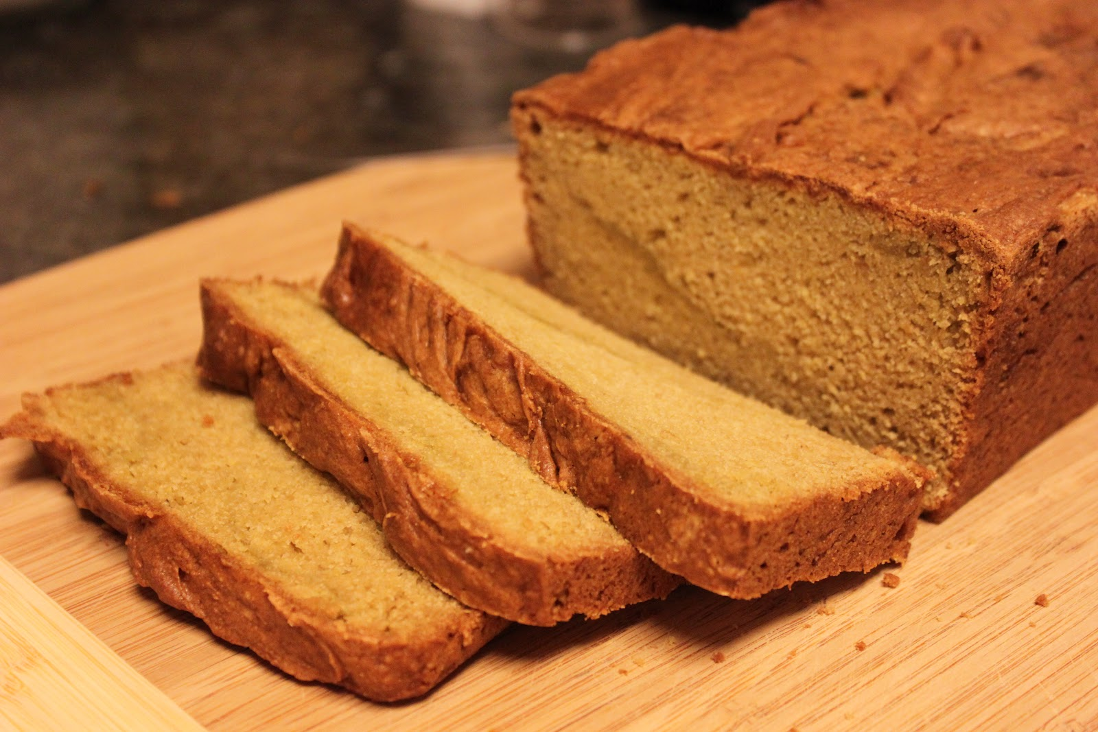 Megsiemay Makes: Avocado Pound Cake