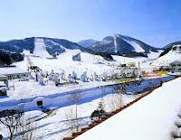 Paket Tour Korea Winter 7H6M
