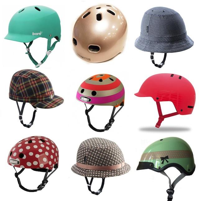 Cute Fashion Bike Helmets Women