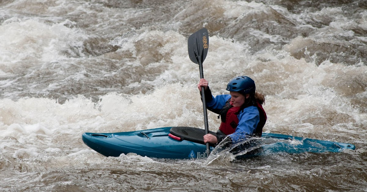 Wallpapers Whitewater Canoe
