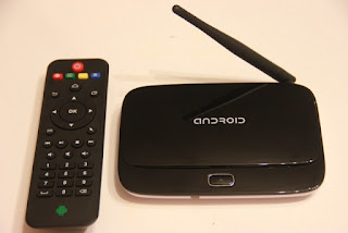 Android tv box DH1