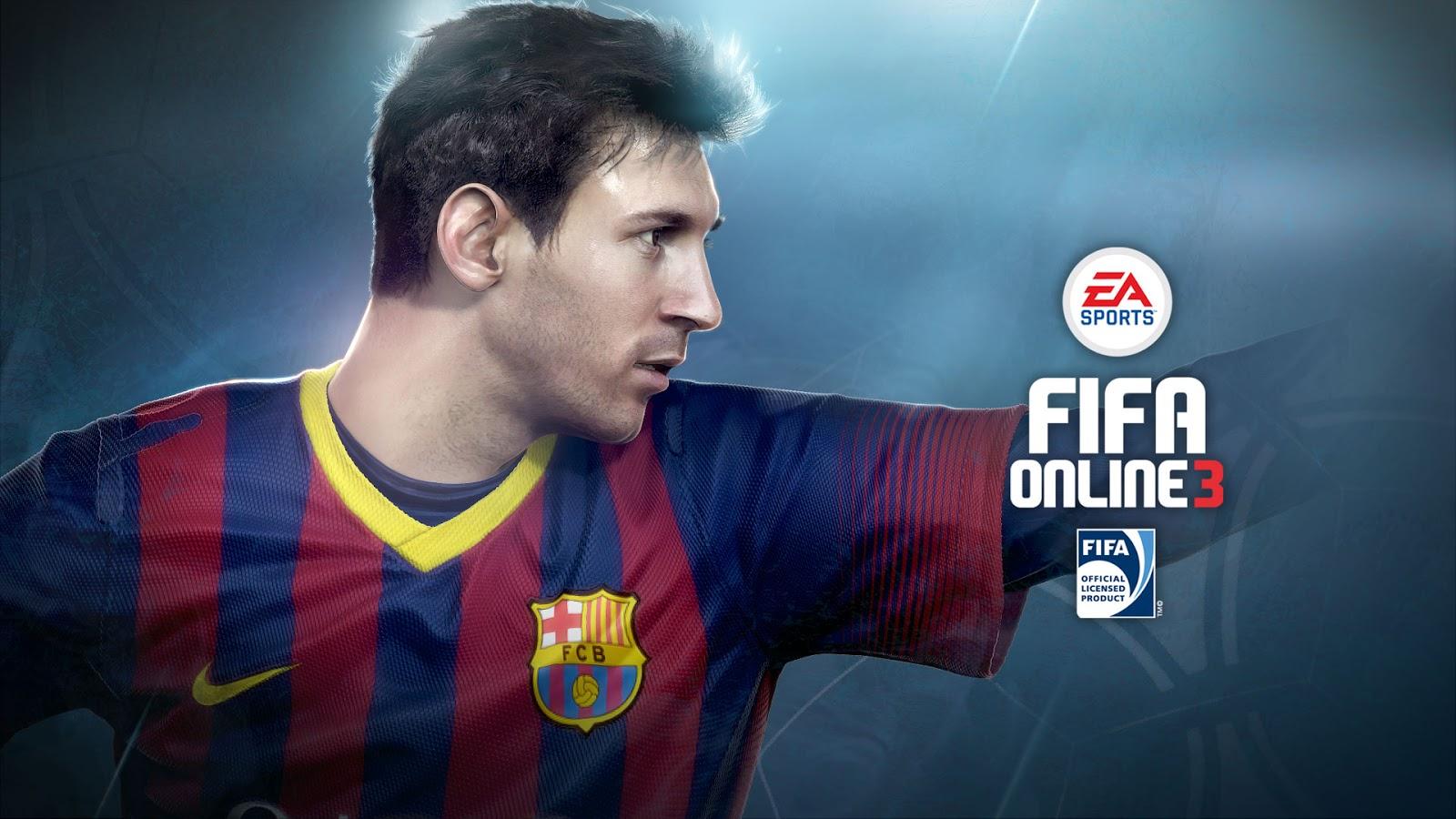Formasi terbaik di Fifa Online 3