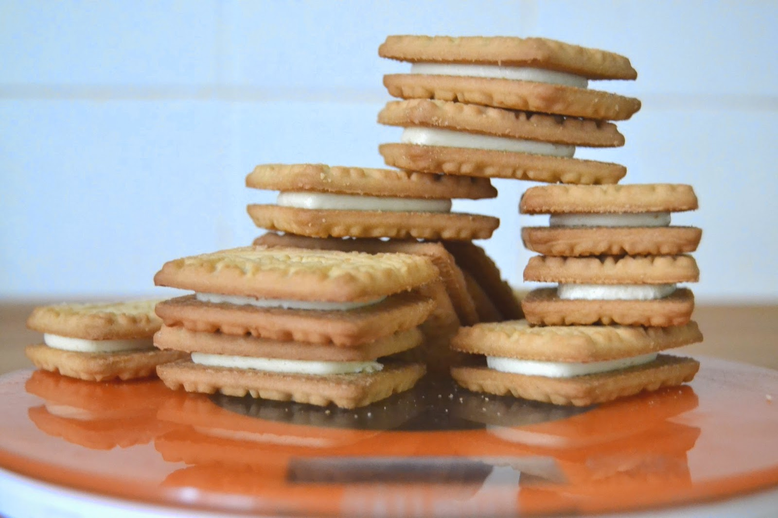 Biscuit custard cream: recipe, photo 71