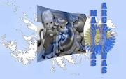 LAS ISLAS MALVINAS SON ARGENTINAS Reina Madre, Raúl Porchetto islas malvinas argentinas