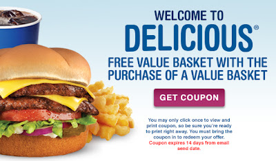 culvers free value basket when you buy one